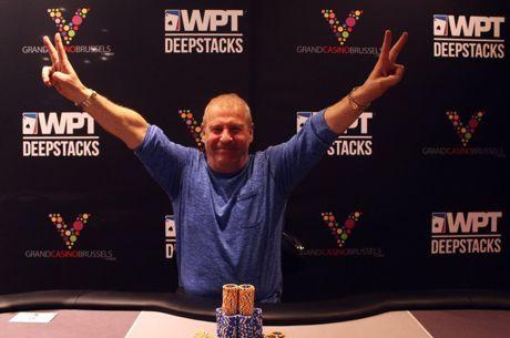 Viage Poker Cup : Le Français Thierry Luksenberg s'impose