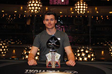 Gareth Gardner Wins PokerStars Live London Series