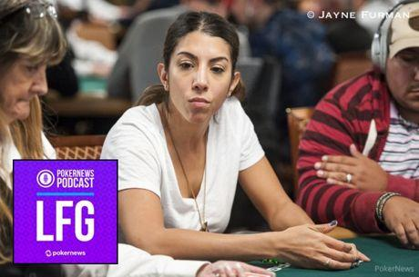 LFG Podcast #5: Lisa Costello Goes from East Coast to Vegas Grinder