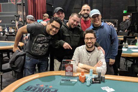 Matt Shepsky, Eddie Blumenthal Chop Chicago Poker Classic