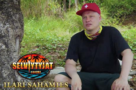 WATCH: Ilari Sahamies Competing on Finnish Survivor