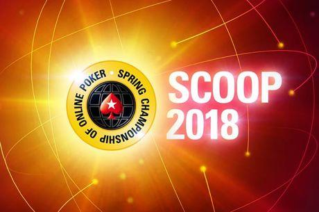 SCOOP 2018 : Plus de 10 millions garantis sur PokerStars