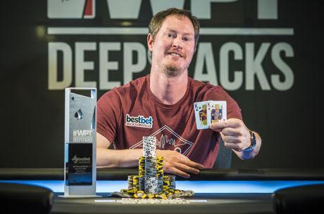 Jonathan Cronin Wins WPTDeepStacks Jacksonville ($107,386)