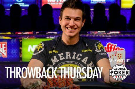 Throwback Thursday: Doug Polk Wins a Bracelet Bet