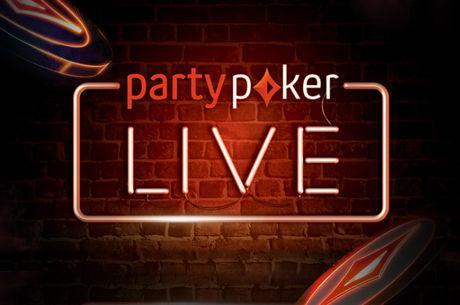 лого partypoker LIVE