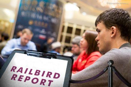 "Railbird Report: Timofey ""Trueteller"" Kuznetsov's Aces Cracked Twice"