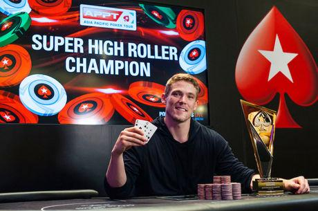 Alex Foxen gana el APPT Macau Super High Roller (963.900$)