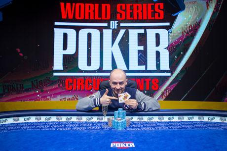 Amar Begovic holt das WSOPC Main Event im King's