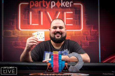 Chris Hunichen Wins the 2017 Caribbean Poker Party $25,500 Super High Roller for $400,000