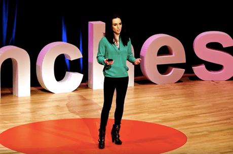 TEDx : La conférence de Liv Boeree en vidéo