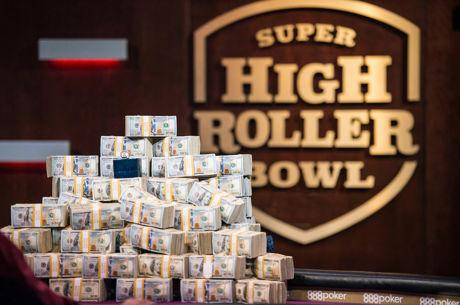 Negreanu, Hellmuth Amongst 30 Confirmed Super High Roller Bowl Players