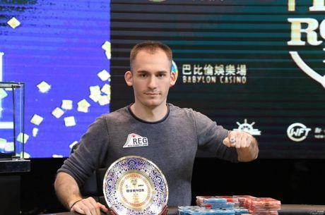 Justin Bonomo wint de Super High Roller Bowl China voor $4,8 miljoen!