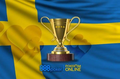 Swedish PSMO Returns to 888poker from April. 1