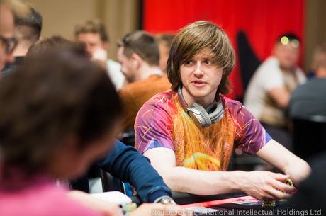 Charlie Carrel Talks About a Live Read in the WSOP Europe HR One Drop