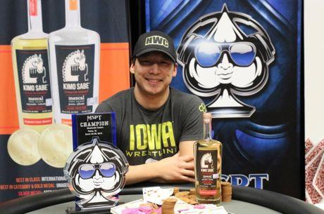No Cashes, No Problem: Nathan Trenkamp Wins MSPT Meskwaki