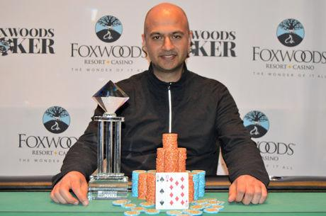 Omar Saeed Tops Notables at Final Table, Wins Foxwoods Poker Classic
