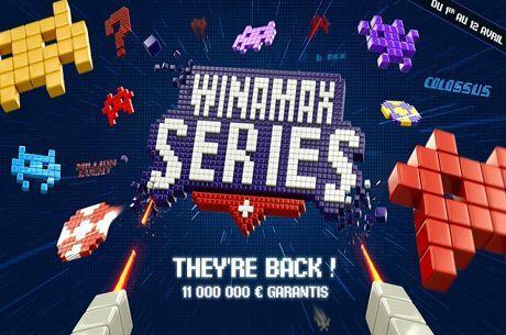 Winamax Anunciou as Winamax Series XXI com €11 Milhões Garantidos