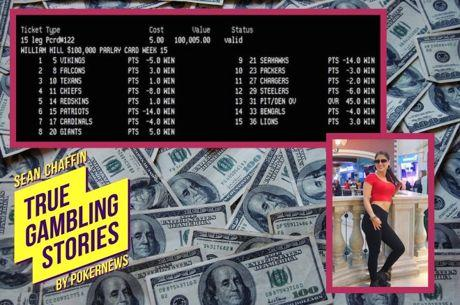 True Gambling Stories #003: Parlays & Paydays – $5 Sports Bet Wins Big