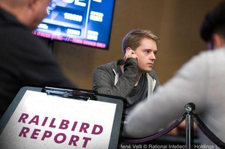 Railbird Report: Loeliger & Kanit Ship PokerStars High Rollers