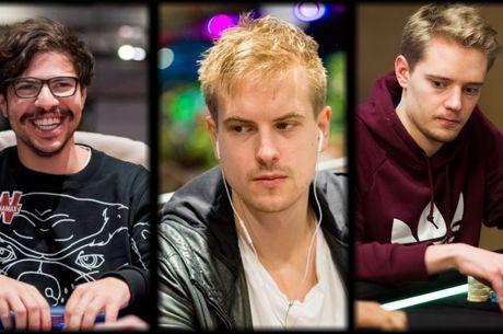Online : Grosse semaine pour Linus Loeliger et Mustapha Kanit, Viktor Blom dans le rouge