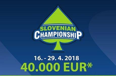 Prvenstvo Slovenian Championship skoraj že trka na naša vrata!
