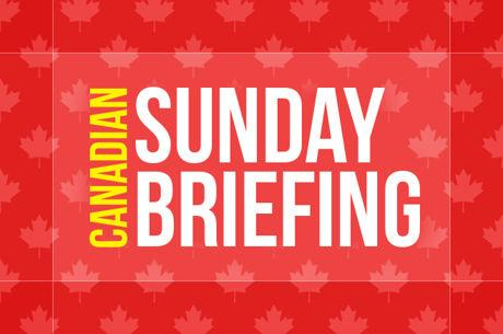 "The Canadian Sunday Briefing: ""VictorVazquez"" Grabs $30,300 on partypoker"