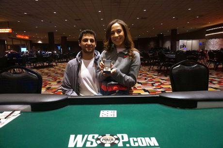 Ben Zamani Adds WSOPC Planet Hollywood Title to Trophy Case
