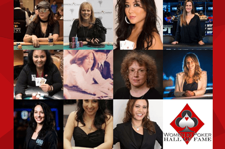 Meet the 11 Candidates for 2018 Women in Poker Hall of Fame