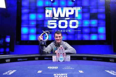 Gary Miller Wins 888poker WPT500 London