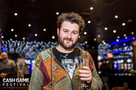 David Lappin Shines on Day 1 of Cash Game Festival Bratislava