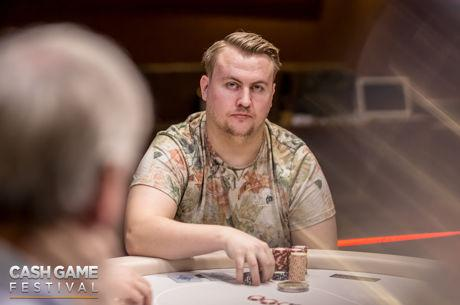 Jon Kyte Extends Record at Cash Game Festival Bratislava