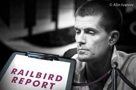 Railbird Report: Gus Hansen Returns Online to Win Biggest Pot