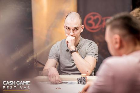 Massive Day for Karol Masarovic at the Cash Game Festival Bratislava