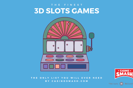 20 AMAZING 3D Slots to Play in April 2018