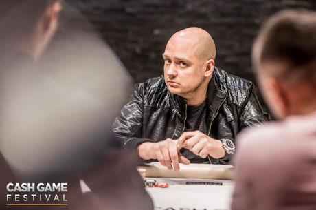 Vladimir Demidov Wins Big at Cash Game Festival Bratislava