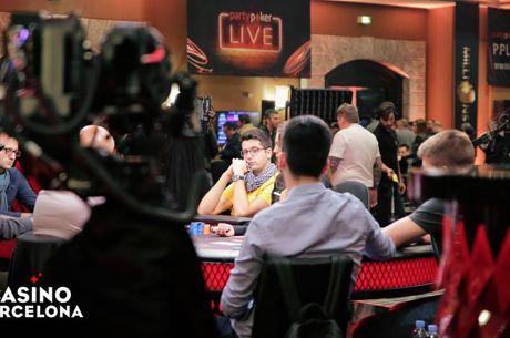 Adrián Mateos y Juan Pardo destacan en el inicio de la Gran Final del partypoker MILLIONS