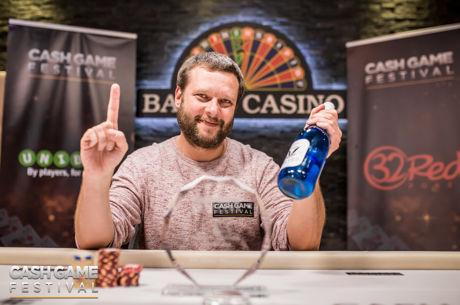 Cash Game Festival Co-Founder Martin von Zweigbergk Wins the Trophy