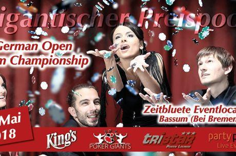 German Open Team Poker Championship in Bassum