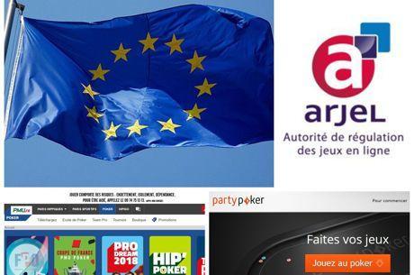 Liquidités européennes : partypoker et PMU ont l'accord de l'ARJEL