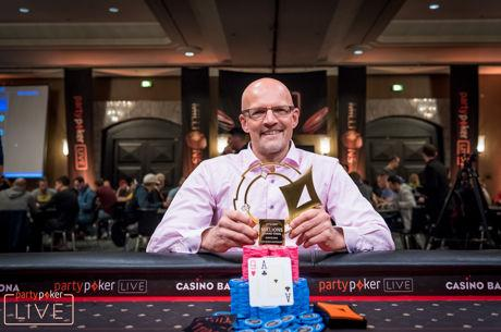 partypoker LIVE Barcelona: Andreas Eiler Wins First €25k High Roller