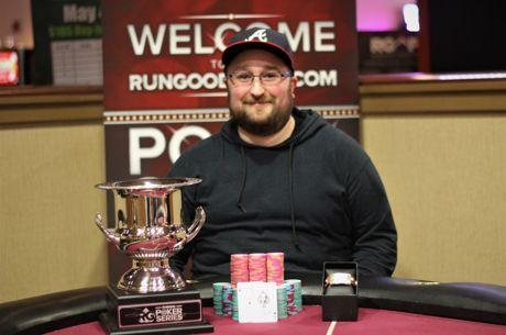 Harris Smith Wins RunGood Tunica Main Event for $52,648