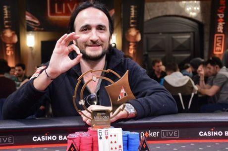 MILLIONS Barcelona : Davidi Kitai triomphe pour 700.000€