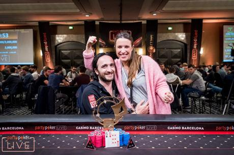 Expectant Dad Kitai Wins €25,500 Super High Roller in Barcelona