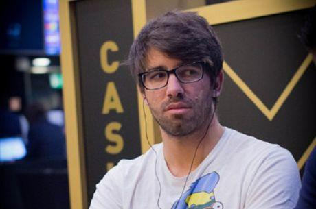 Manuel Ruivo Comanda Quinteto Luso no Warm Up do partypoker MILLIONS