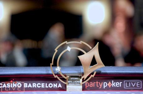 Três Portugueses no Dia Decisivo do Open do partypoker MILLIONS