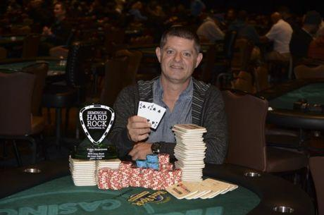 Four Players Take Home Six Figures in Latest SHR Reentry