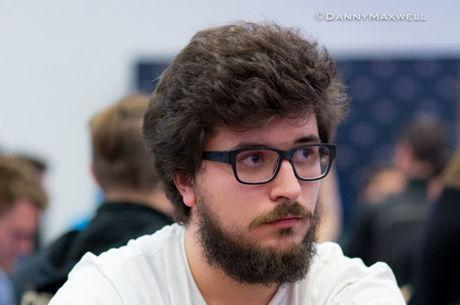 Francisco Oliveira no Dia Final do Warm Up do partypoker MILLIONS