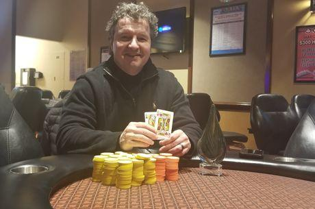 John Griswold Wins Event #4 of the 2018 WNYPC