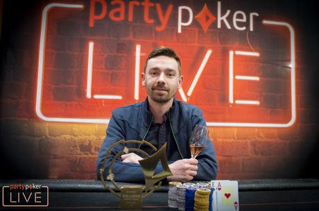 Ludovic Geilich Wins partypoker LIVE MILLIONS Grand Final Open
