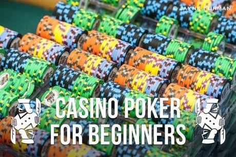 Casino Poker for Beginners: Rules and Etiquette Regarding Poker Chips